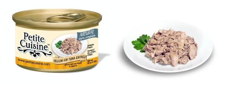 Petite Cuisine_ Filety z tuńczyka i tuńczyka albakory