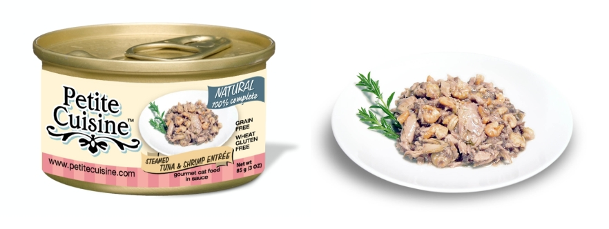 Petite Cuisine_Filety z tuńczyka i krewetki